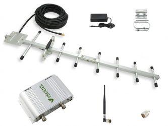Усиление сигнала сотовой связи 2G/3G/4G